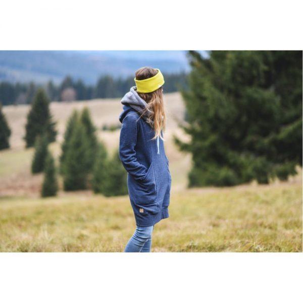 NANUK Jeans Long Hoodie - side