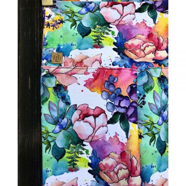 NANUK Aquarel Flowers Leggins - design