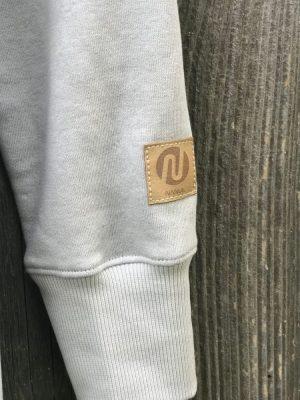 NANUK On the Piste Long Hoodie - logo