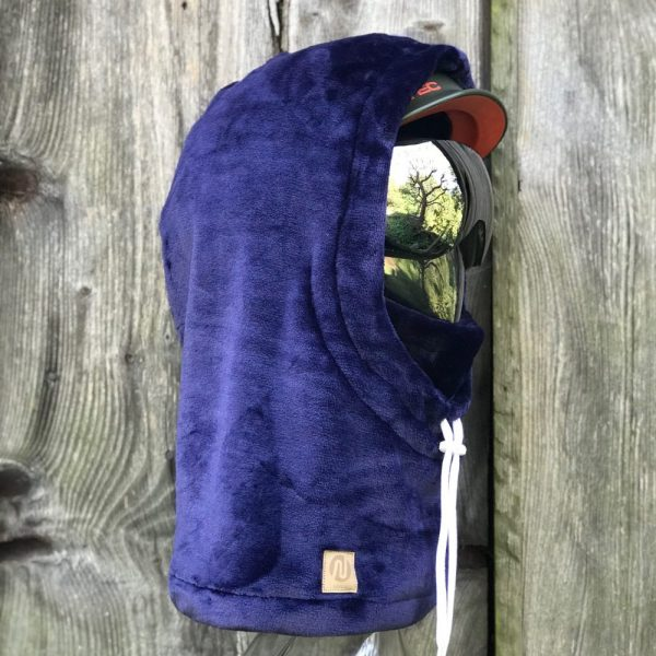 NANUK Blue Velvet Hood - side