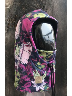 NANUK Baby Flower Power Hood - side
