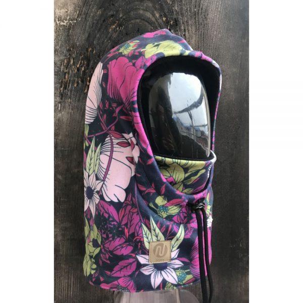NANUK Baby Flower Power Hood - side