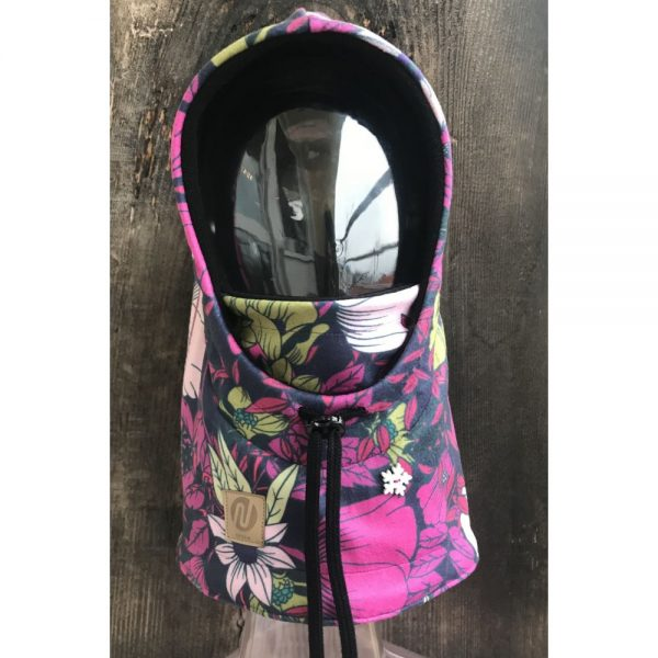 NANUK Baby Flower Power Hood - front