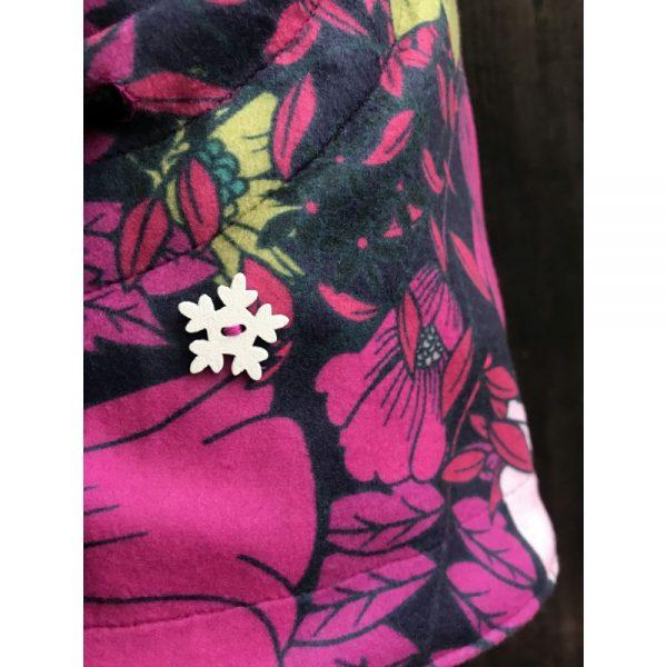 NANUK Baby Flower Power Hood - detail