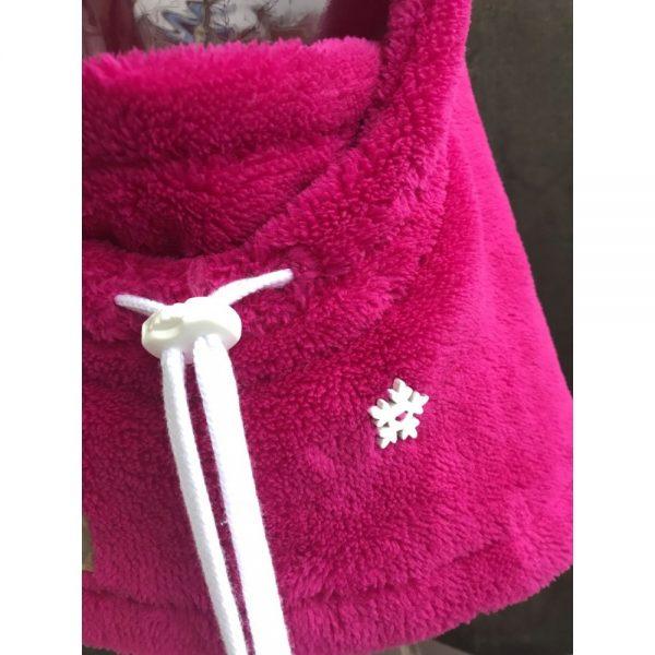 NANUK Baby Raspberry Hood - detail