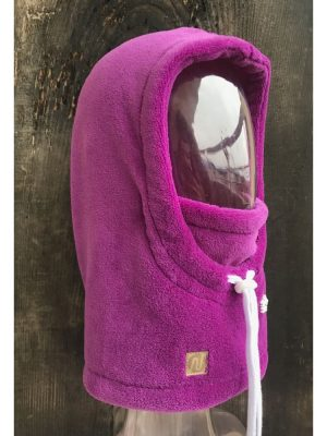 NANUK Baby Blackberry Hood - side
