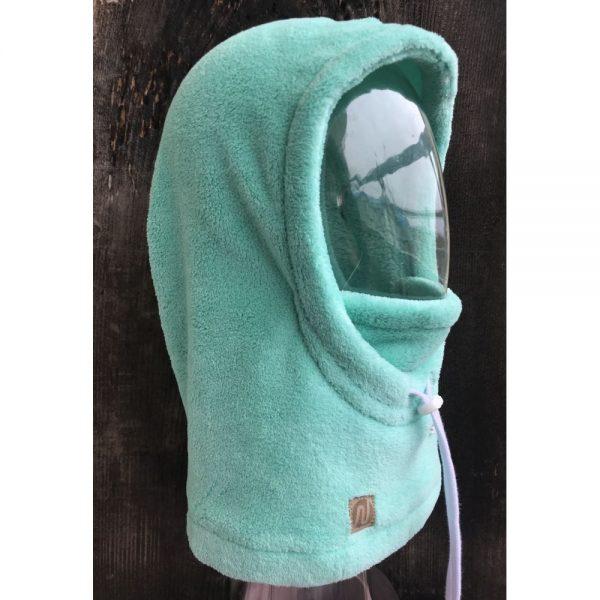 NANUK Baby Mint Hood - side