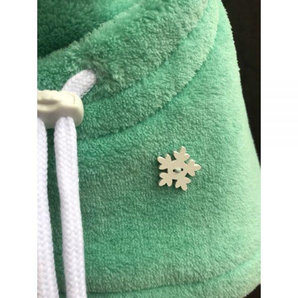 NANUK Baby Mint Hood - detail