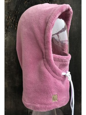 NANUK Baby Old Pink Hood - side