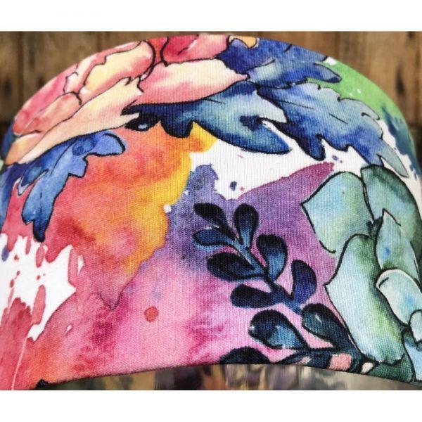 Aquarel Flowers - top