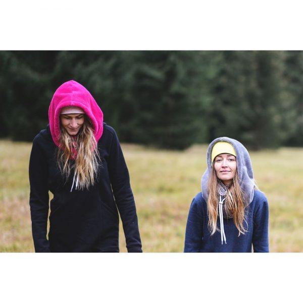 NANUK Raspberry Hood - wear