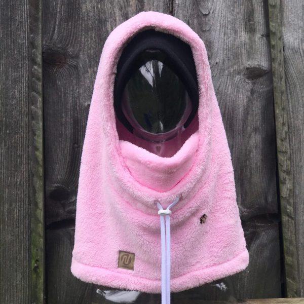 NANUK Baby Pink Hood - front