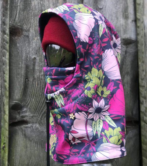 NANUK Flower Power Hood - Side