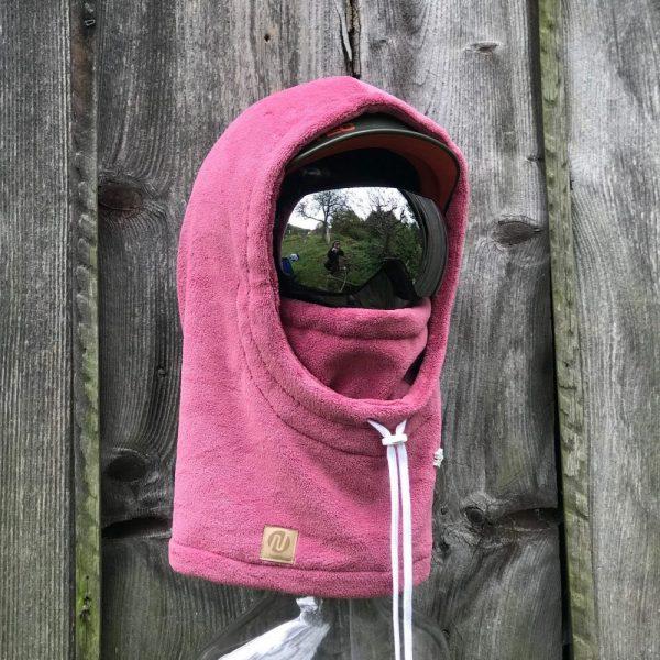 NANUK Old Pink Hood - helmet