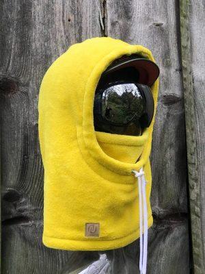 NANUK Yellow Hood - helmet