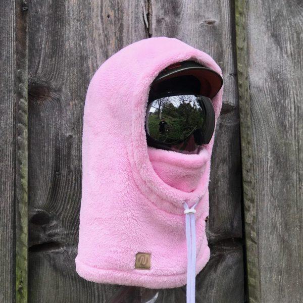 NANUK Baby Pink Hood - helmet