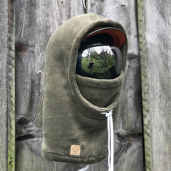 NANUK Khaki Hood - helmet