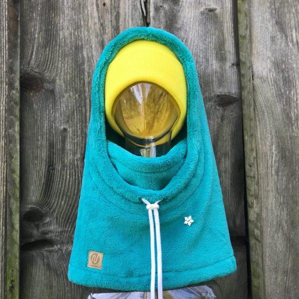 NANUK Smaragt Hood - Front