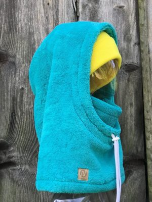 NANUK Smaragd Hood - Right