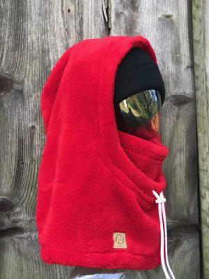 NANUK Red Hood - Right