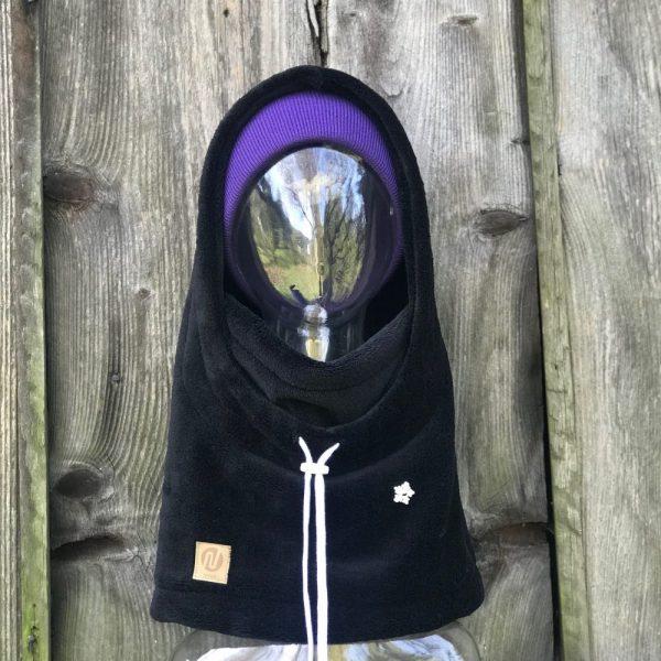 NANUK Black Hood - Front