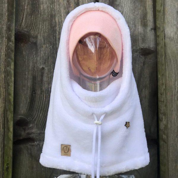 NANUK White Hood - Front