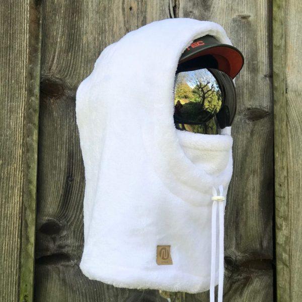 NANUK White Hood - helmet