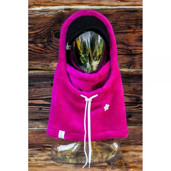 NANUK Raspberry Hood - front